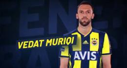 Vedat Muriqi= 4 Fenerbahçeli Futbolcu