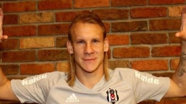 Beşiktaş'ta Vida'nın lisansı çıktı