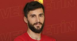 Göztepe'de stoper Veli Çetin imzayı attı
